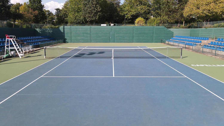 Dernières places de l'école de tennis 2021-22